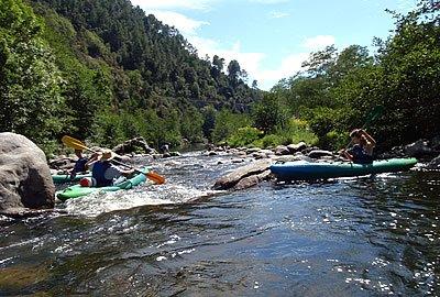 Canoe Kayak en Ardèche