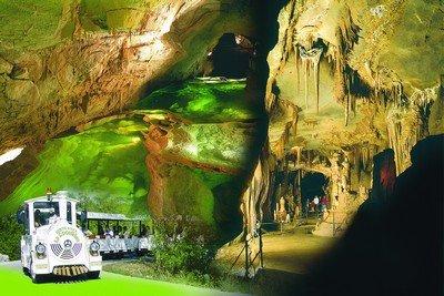 Illustration de la grotte cocalière